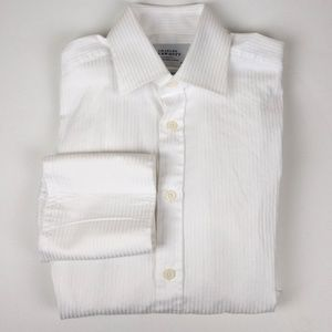 Charles Tyrwhitt Slim Fit White Button Down
